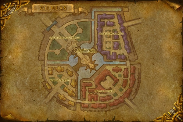 how to get to stormwind from darnassus vanilla
