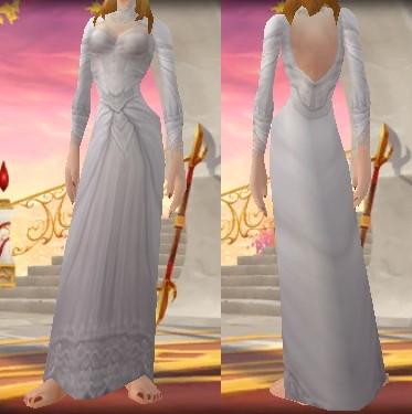 Patron  Robe blanche de mariée , Objet , World of Warcraft