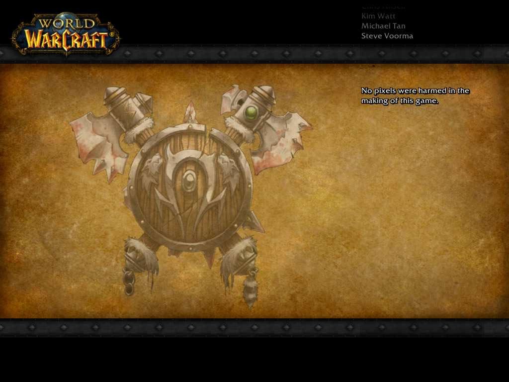 Les crédits méritent le détour, en voici une preuve !  Merci à Archaon pour le screenshot.