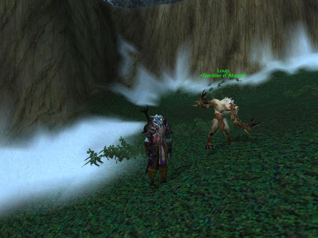 Screenshot réalisé par Abrosi.
