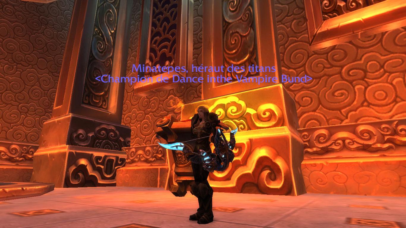 Screenshot réalisé par AyaBrea.