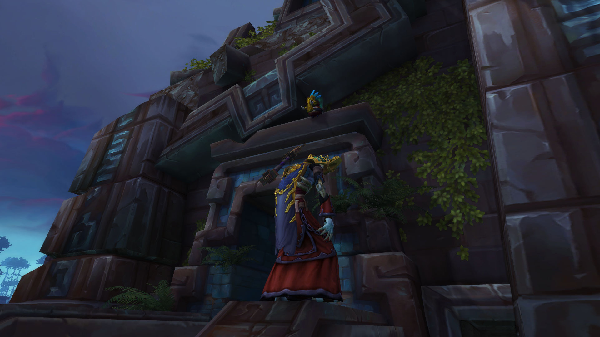 Screenshot de World of Warcraft: Battle for Azeroth réalisé par Fozzy.
