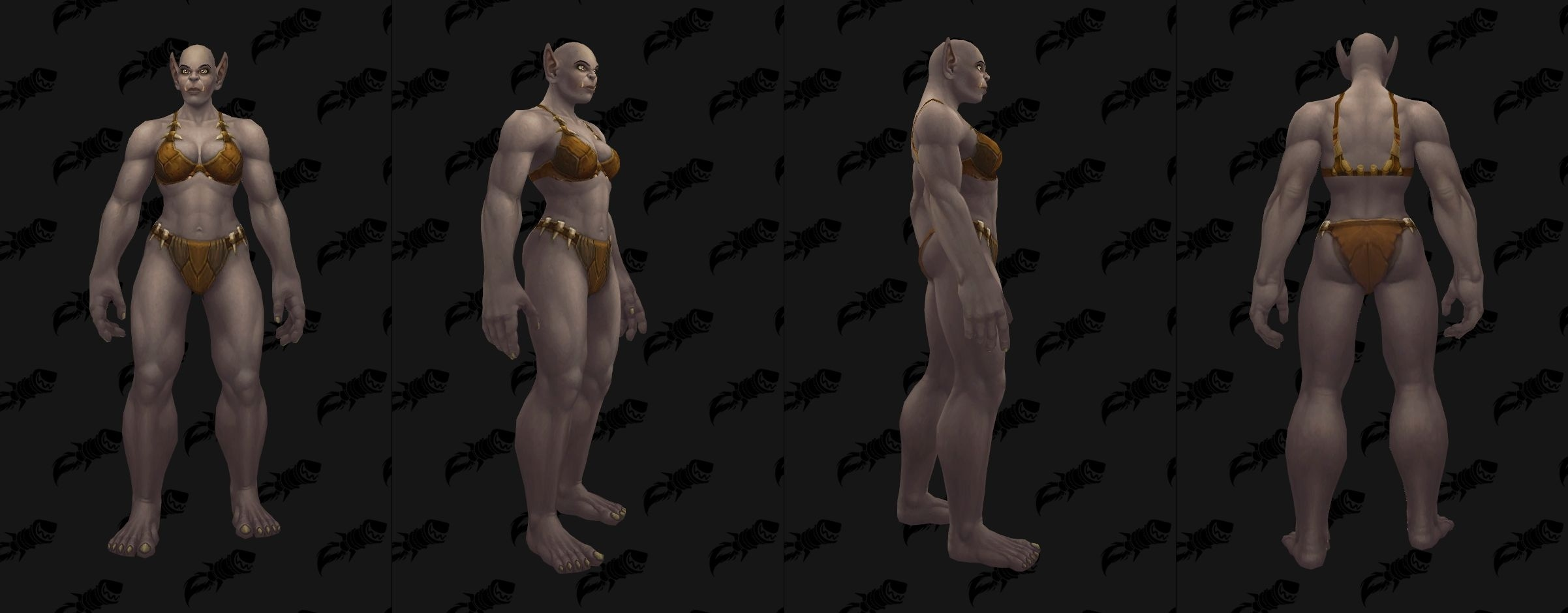 BfA 26095 : Options Orcs Mag'har