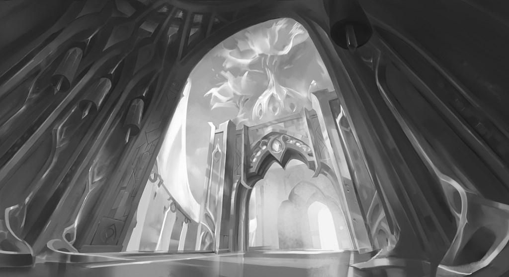 Illustration de l'extension Shadowlands