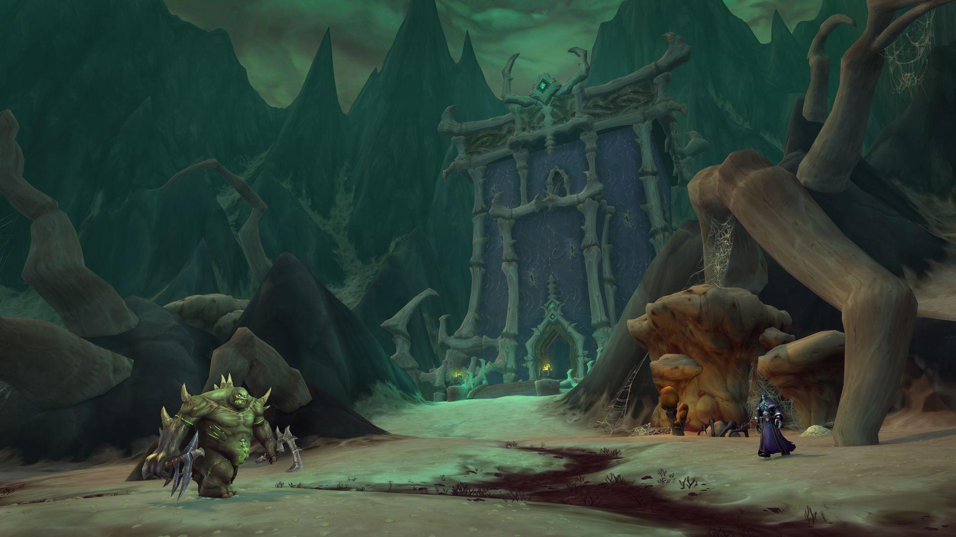 Captures d'écran de Shadowlands