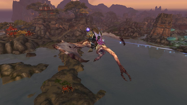 Screenshot de Warlords of Draenor réalisé par Khisanth.