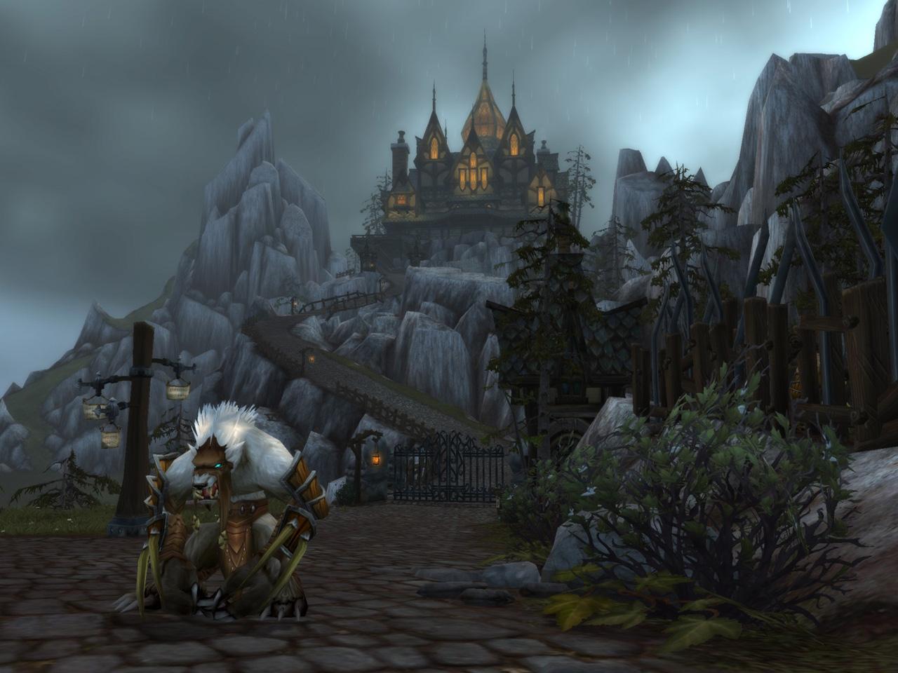 Screenshots de l'addon Cataclysm. Août 2009.