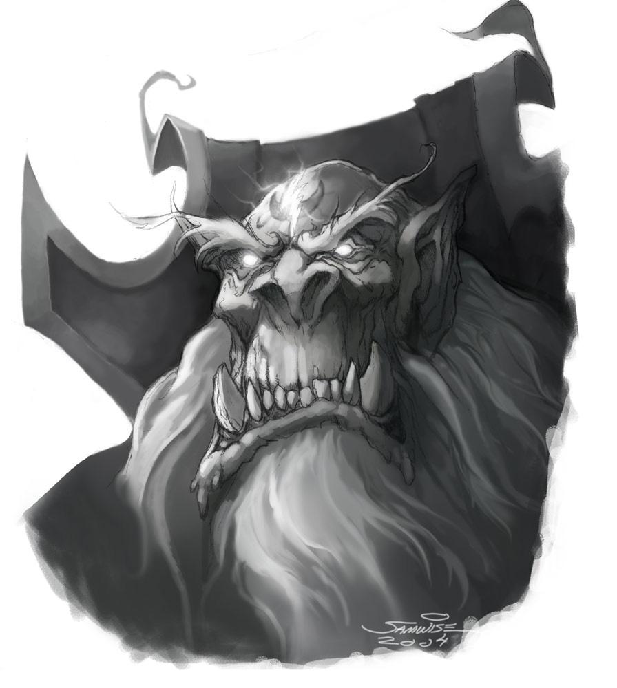 Artwork de Warlords of Draenor