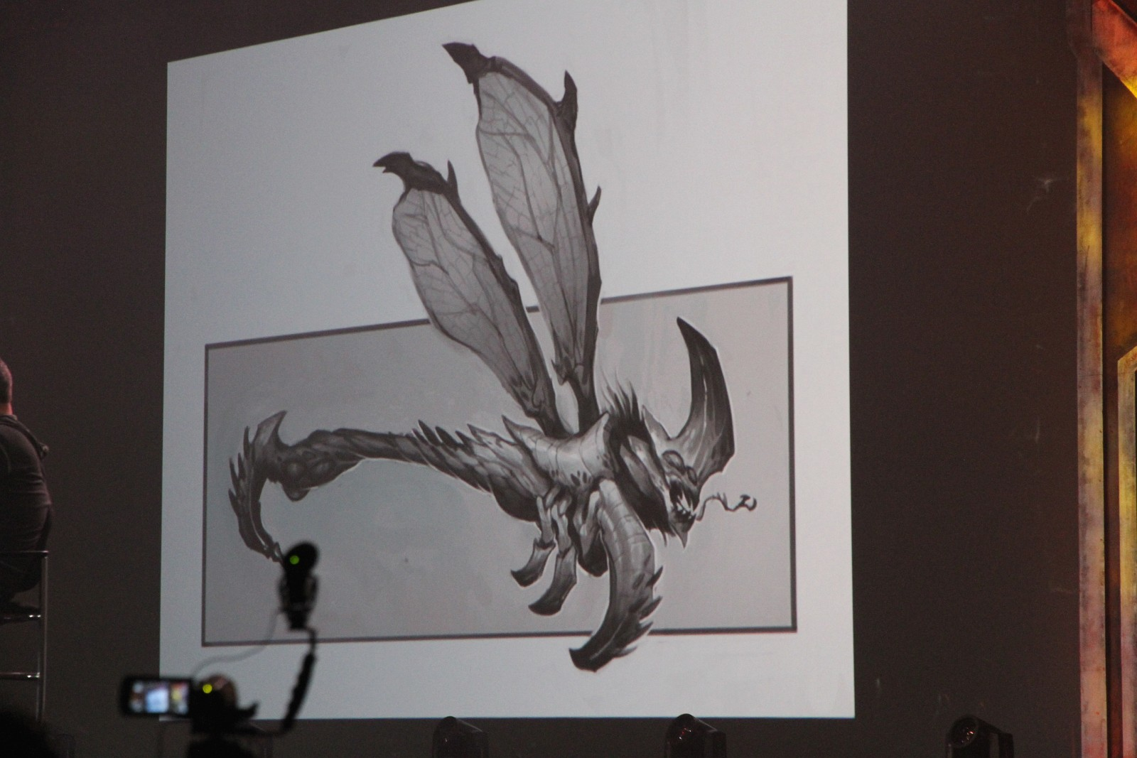 Photo de la conférence World of Warcraft : What's Next de la BlizzCon 2013