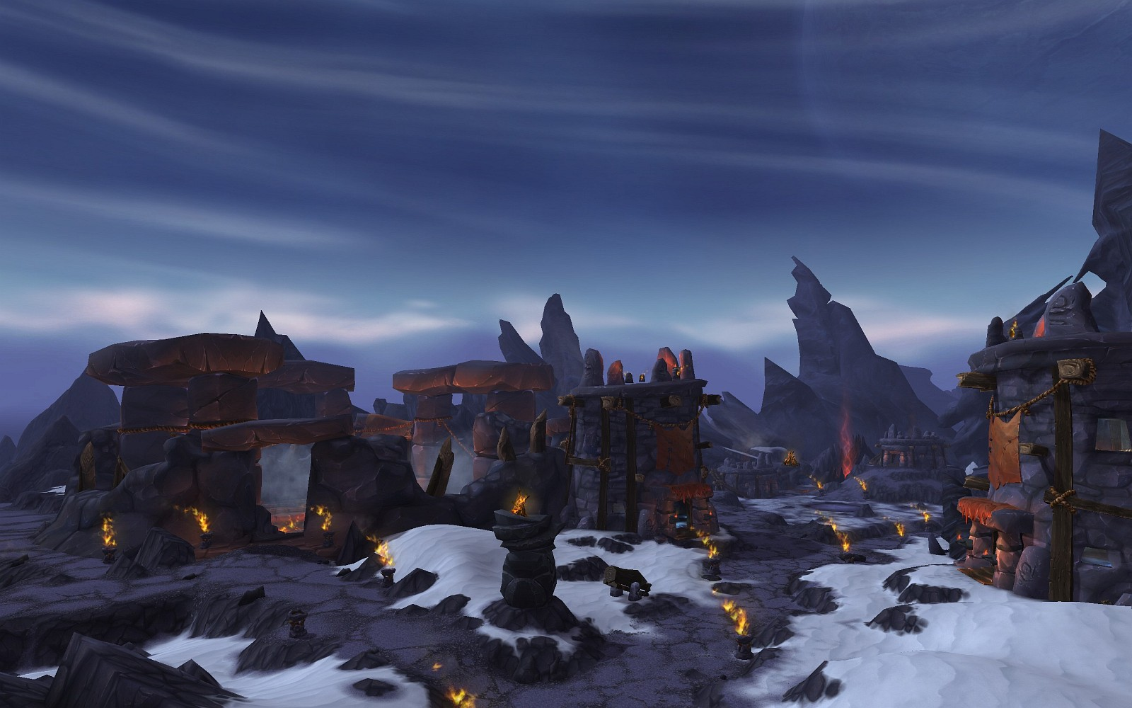 Screenshot de Warlords of Draenor