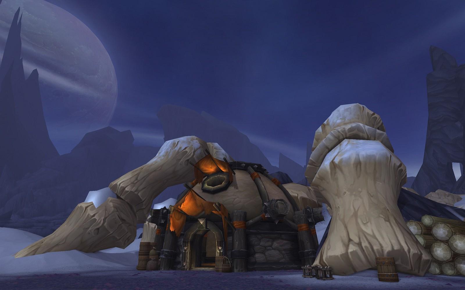 Screenshot de Warlords of Draenor