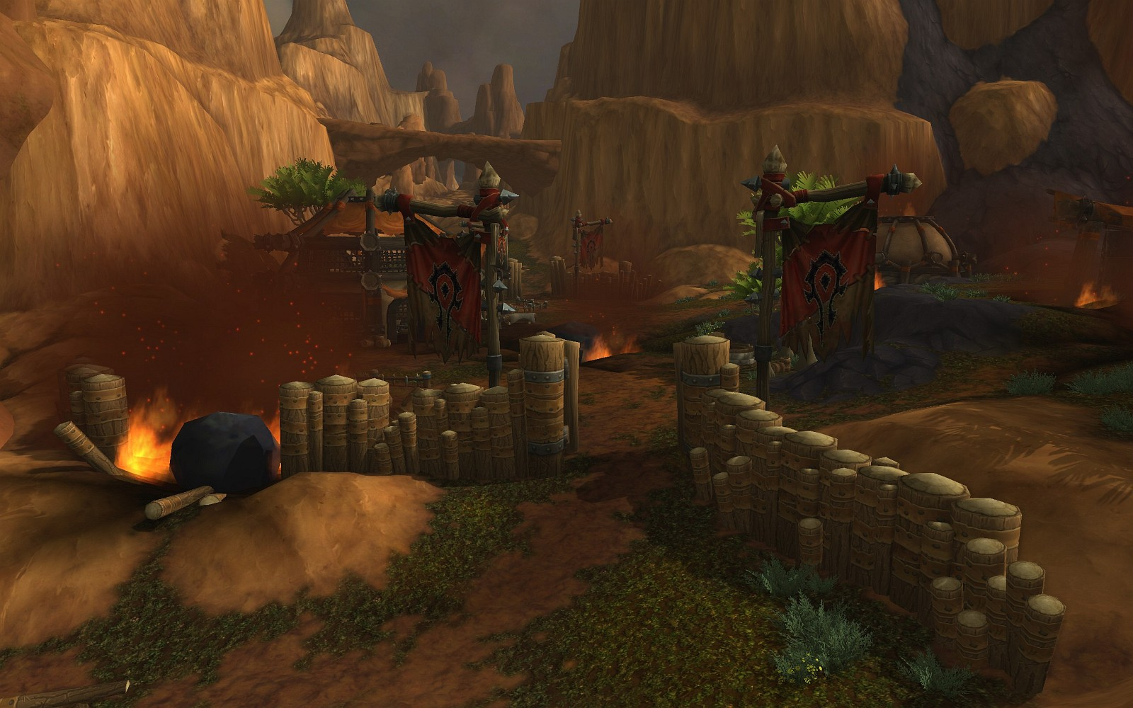Screenshot de l'extension World of Warcraft: Warlords of Draenor.