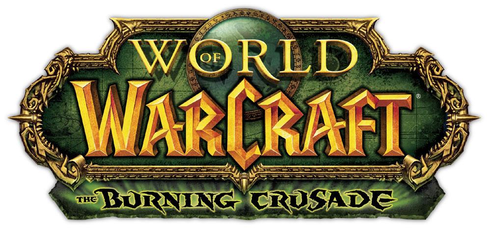 Logo de World of Warcraft : The Burning Crusade.