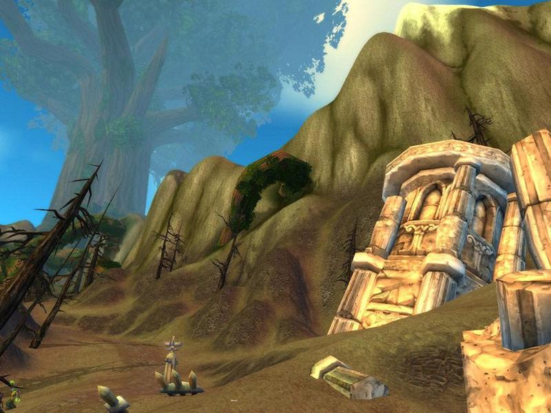 Screenshot de World of Warcraft: Cataclysm.