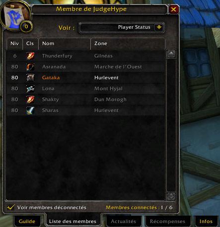 [ CATACLYSM ] Les bonus de guildes 03