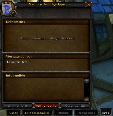 [ CATACLYSM ] Les bonus de guildes 04