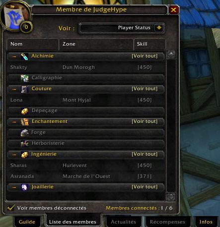 [ CATACLYSM ] Les bonus de guildes 05