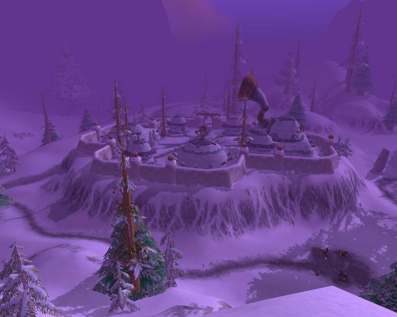Screenshot De Berceau De L Hiver Réalisé Par Gulliver World Of Warcraft Judgehype