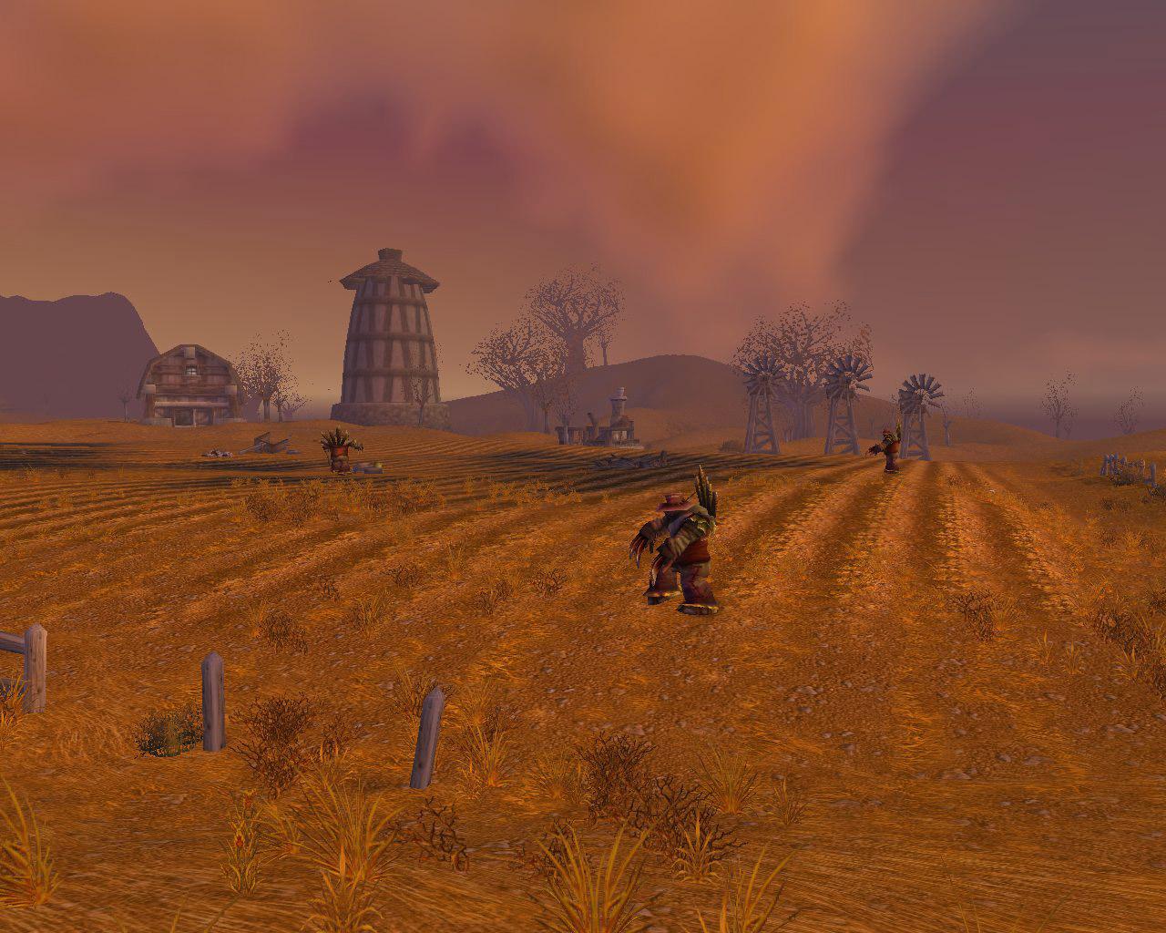 Screenshot de Marche de l'Ouest éalisé par Teträm.