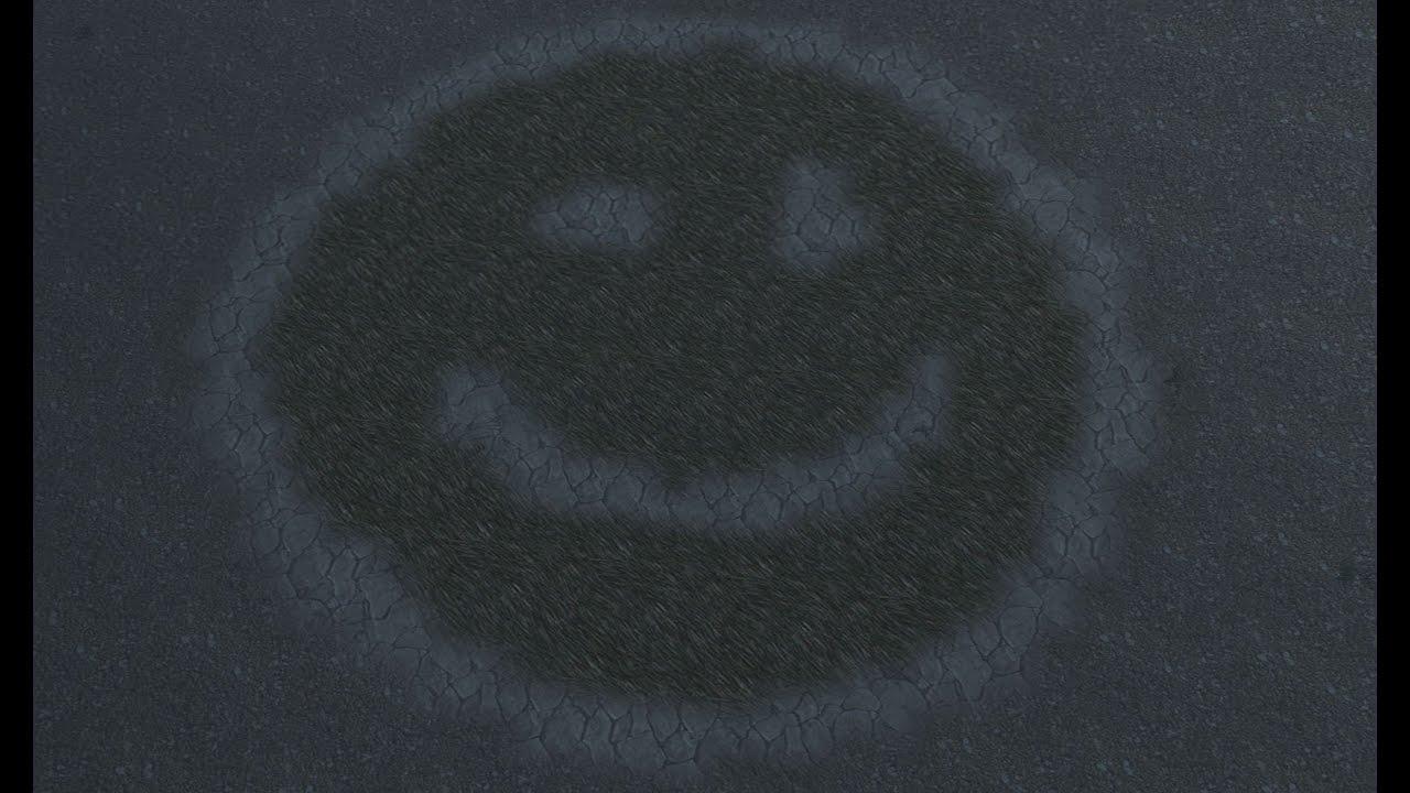 Smiley caché dans la texture
