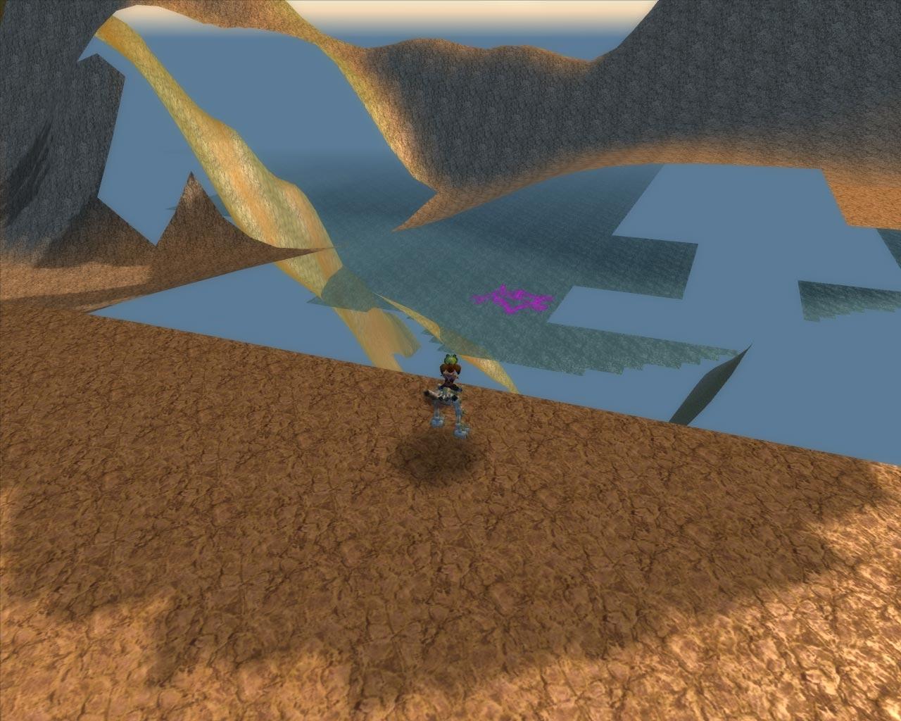 Sous-Stormwind avec vue sur la rune des démonistes dans le parc (image de WoW-Underground)