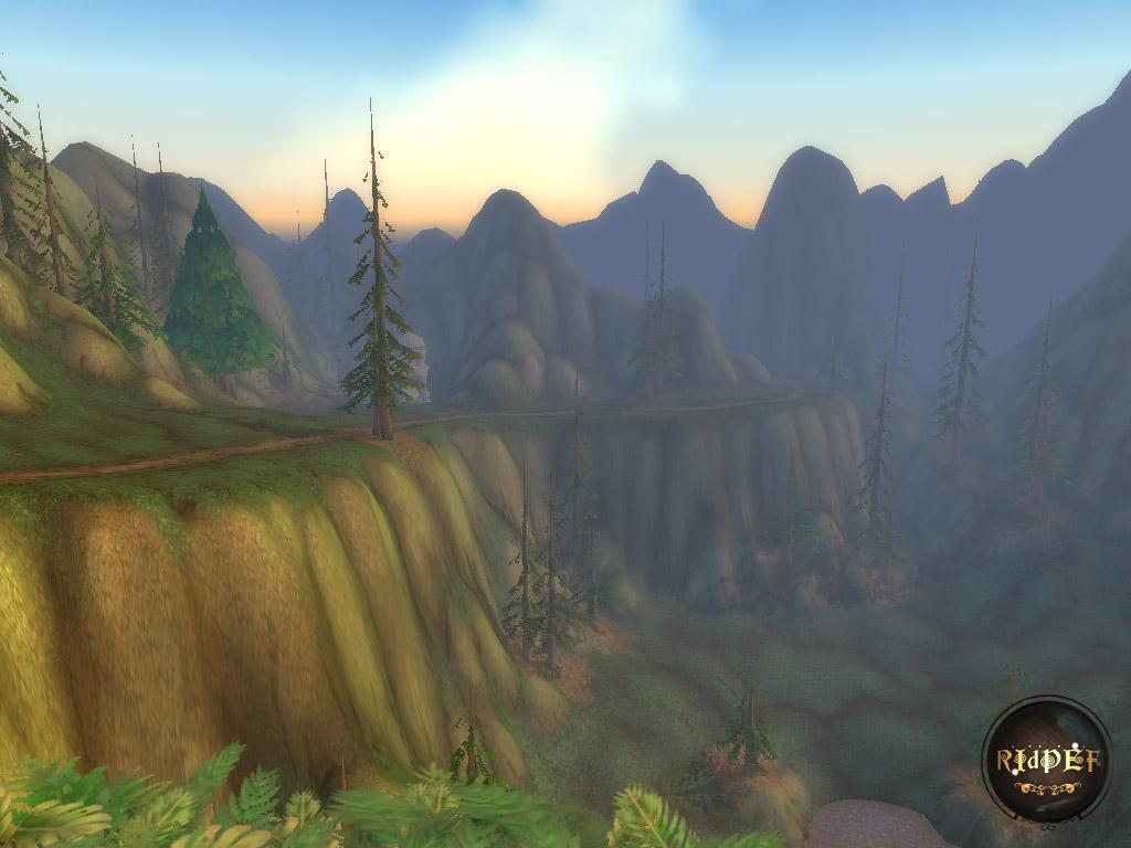 Mont Hyjal (image d'Eléïs, RIdPEF)