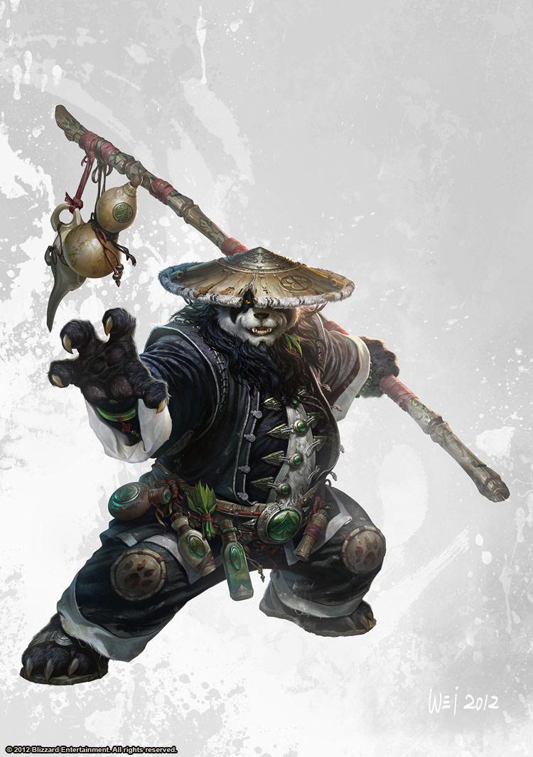 Illustration réalisée par Blizzard.