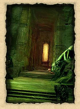 Concept Art de World of Warcraft.