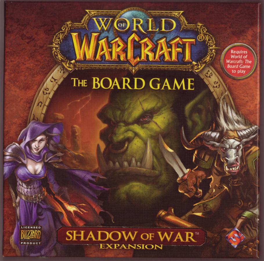 Addon Shadow of War pour le jeu de plateau WoW.