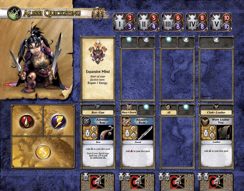 Jeu de plateau World of Warcraft (Boardgame).