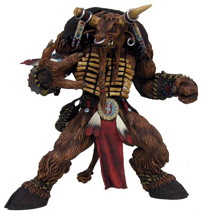 Figurine de la série n°1 de la société Sota Toys.