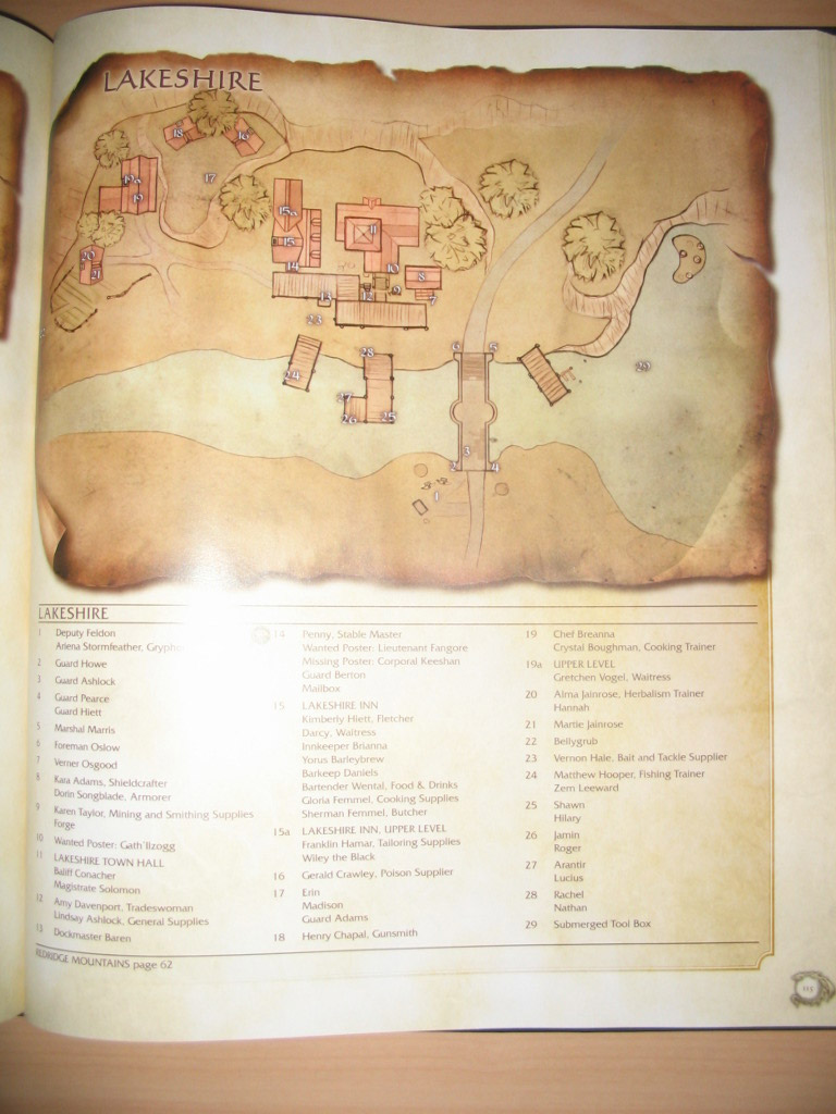 Image de l'Atlas World of Warcraft.