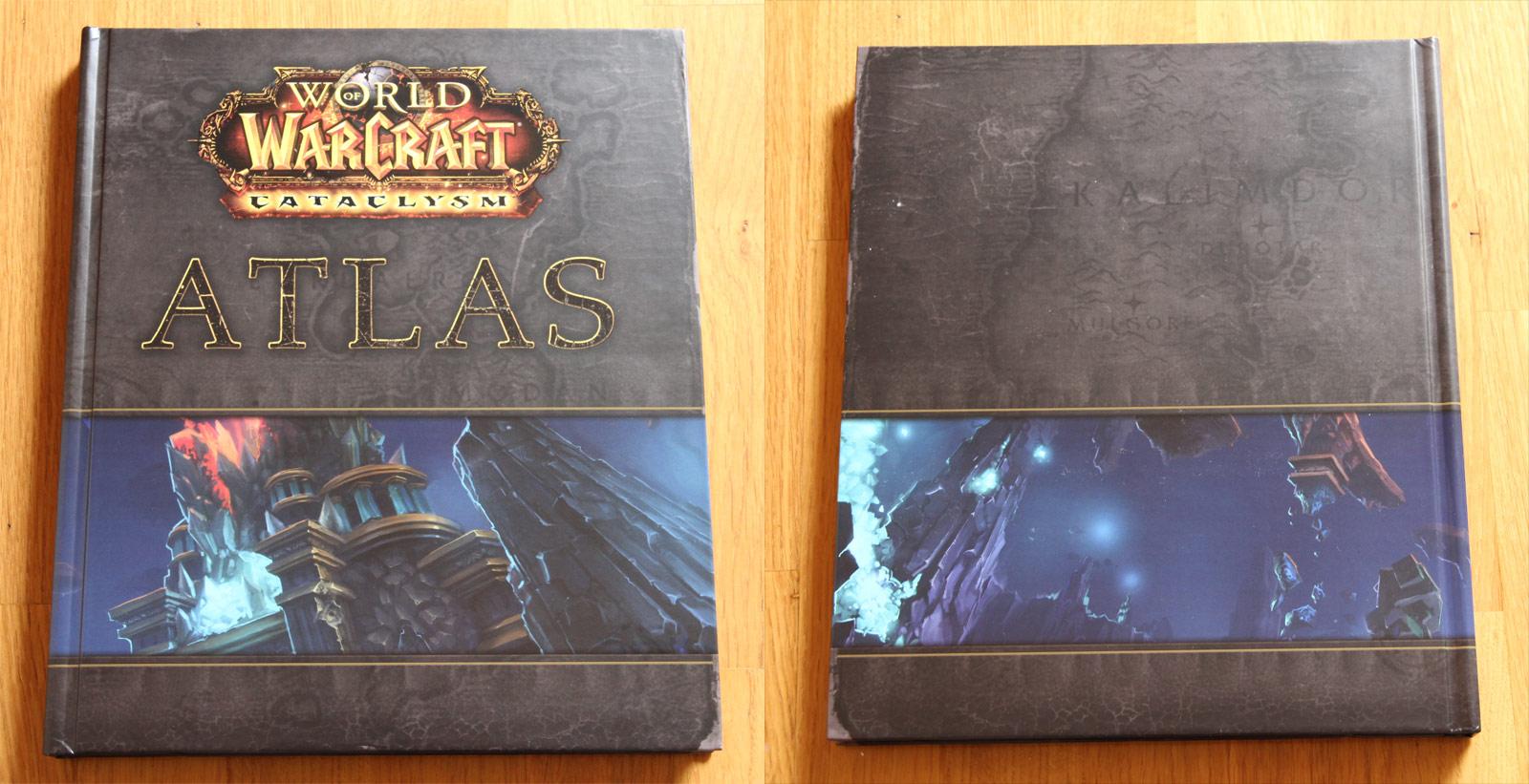 Atlas Cataclysm, édité par Bradygames.