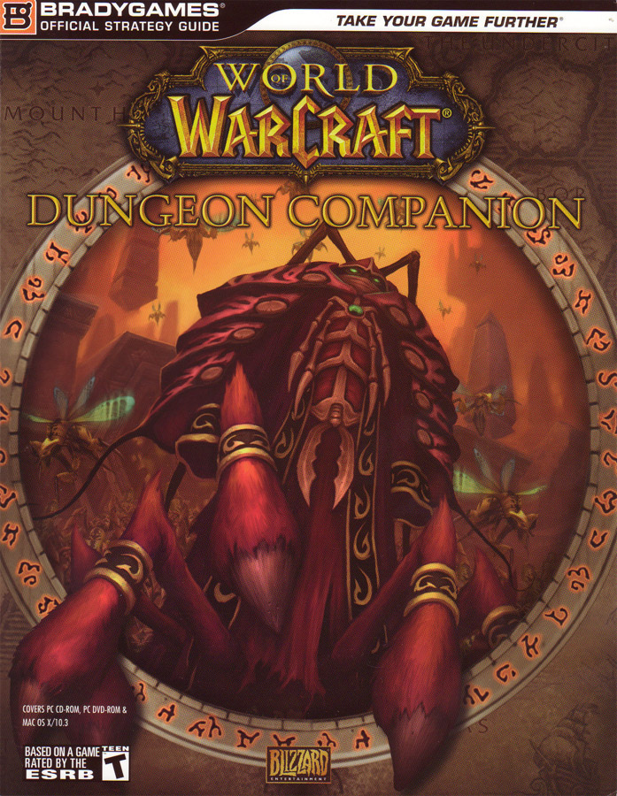 Image du Guide des Donjons World of Warcraft.