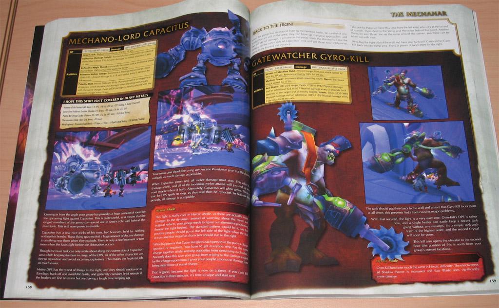 Image du Guide des Donjons n°2 (Naxxramas et Burning Crusade).