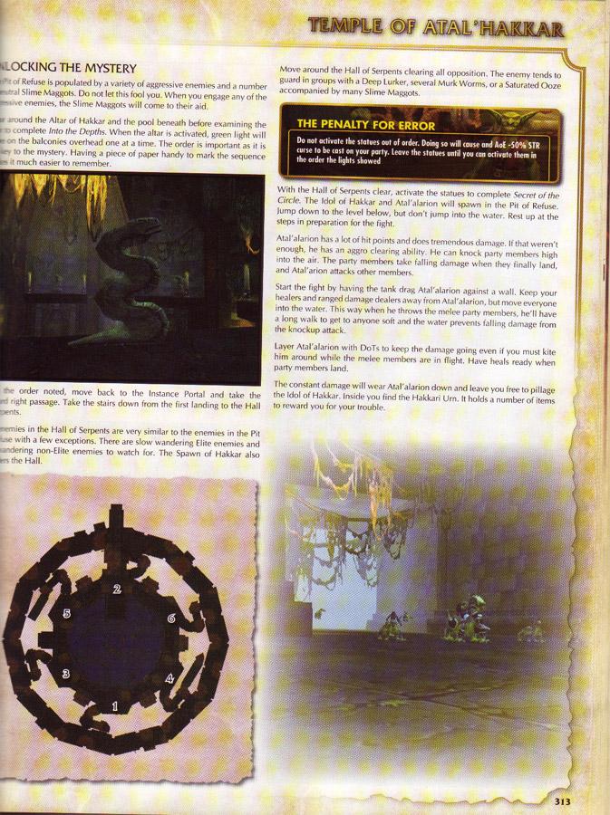 Image du Guide des Donjons World of Warcraft.