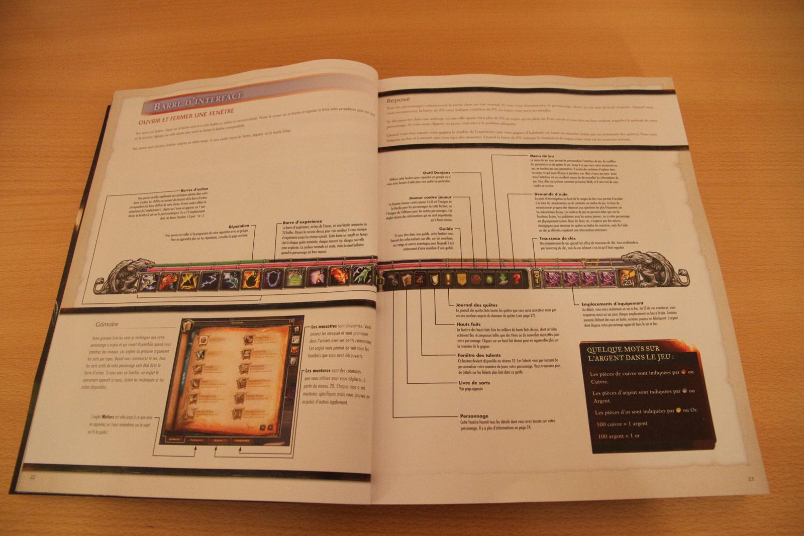Guide stratégique officiel de World of Warcraft: Cataclysm.