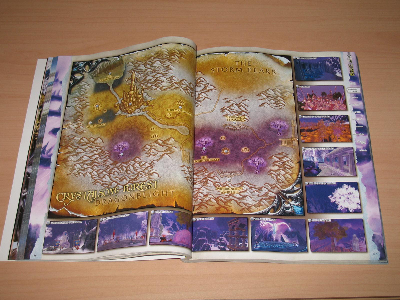 Guide stratégique officiel Wrath of the Lich King (Bradygames - 2008).