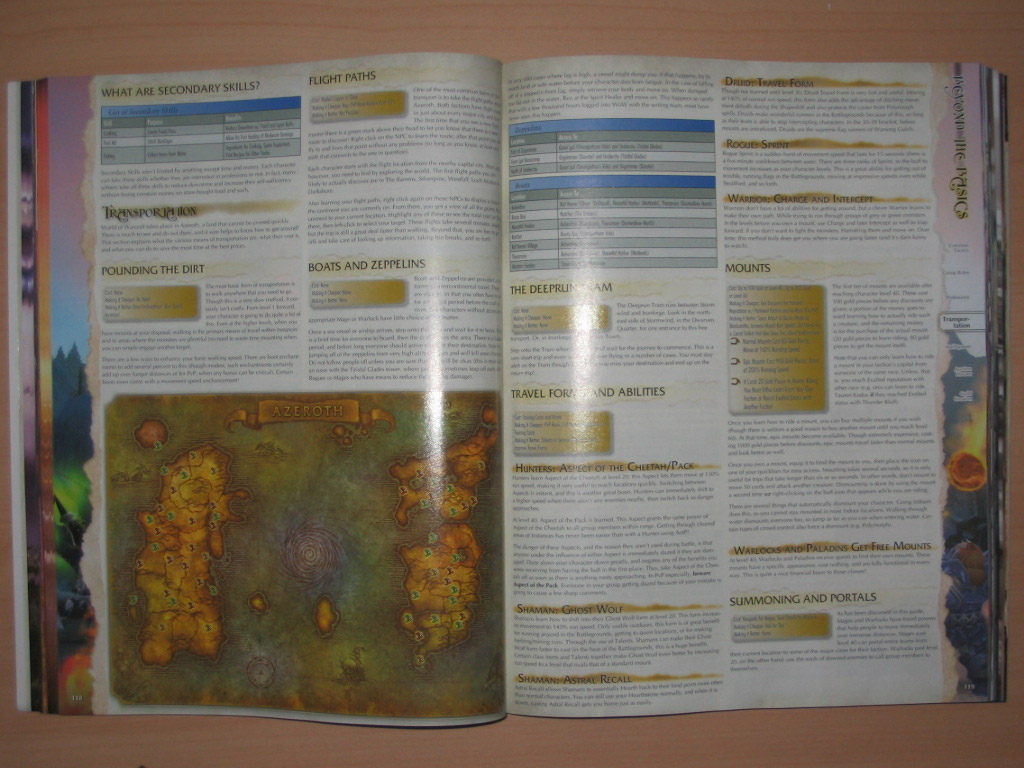 Image du Guide stratégique officiel - 2ème édition de World of Warcraft.