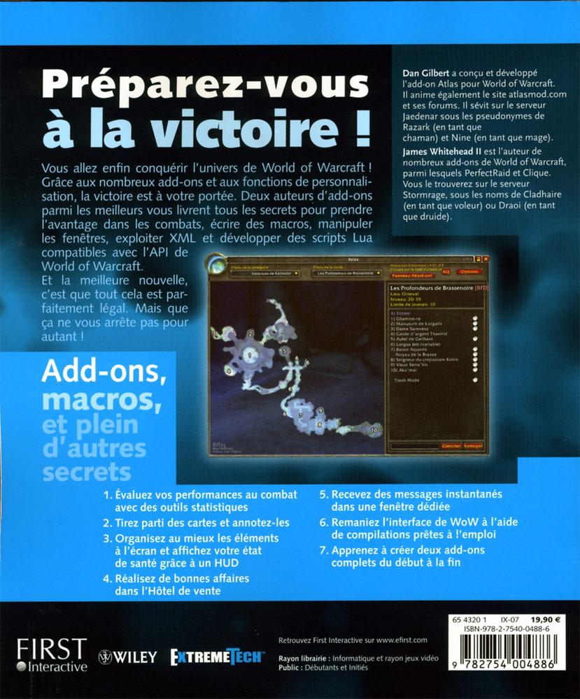 L'univers secret de World of Warcraft.