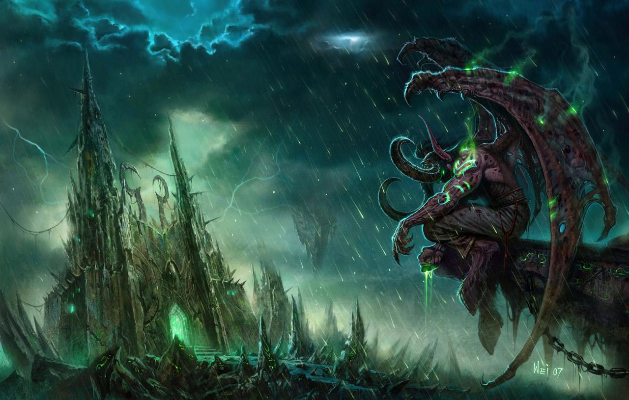 Image dédiée au jeu de cartes à collectionner World of Warcraft.