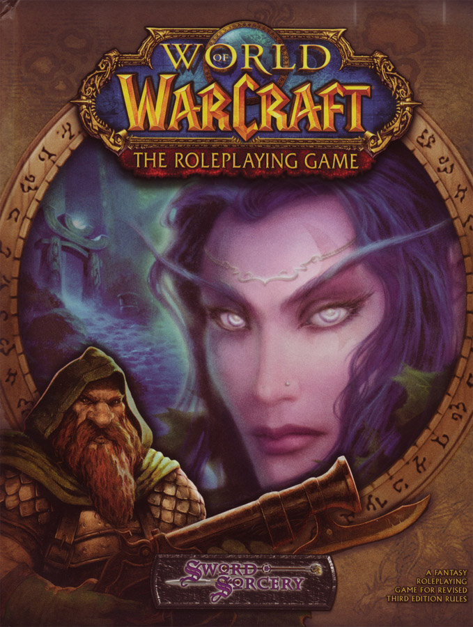 World of Warcraft : The Roleplaying Game.