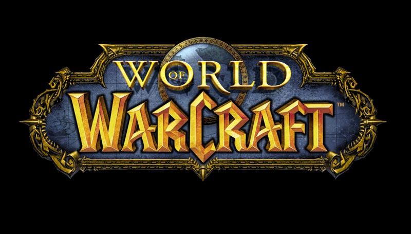 Logo officiel de World of Warcraft