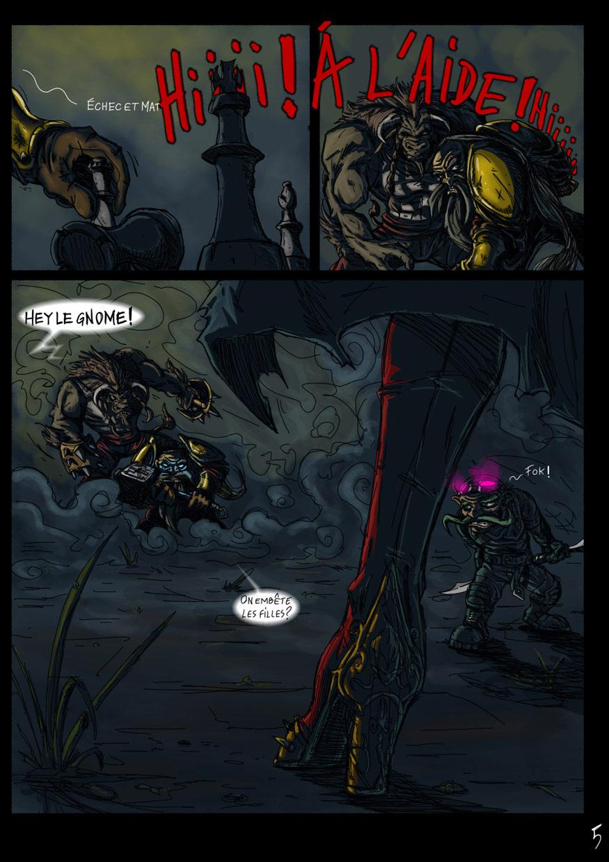 The Very Dark Age of Azeroth, par Eric.
