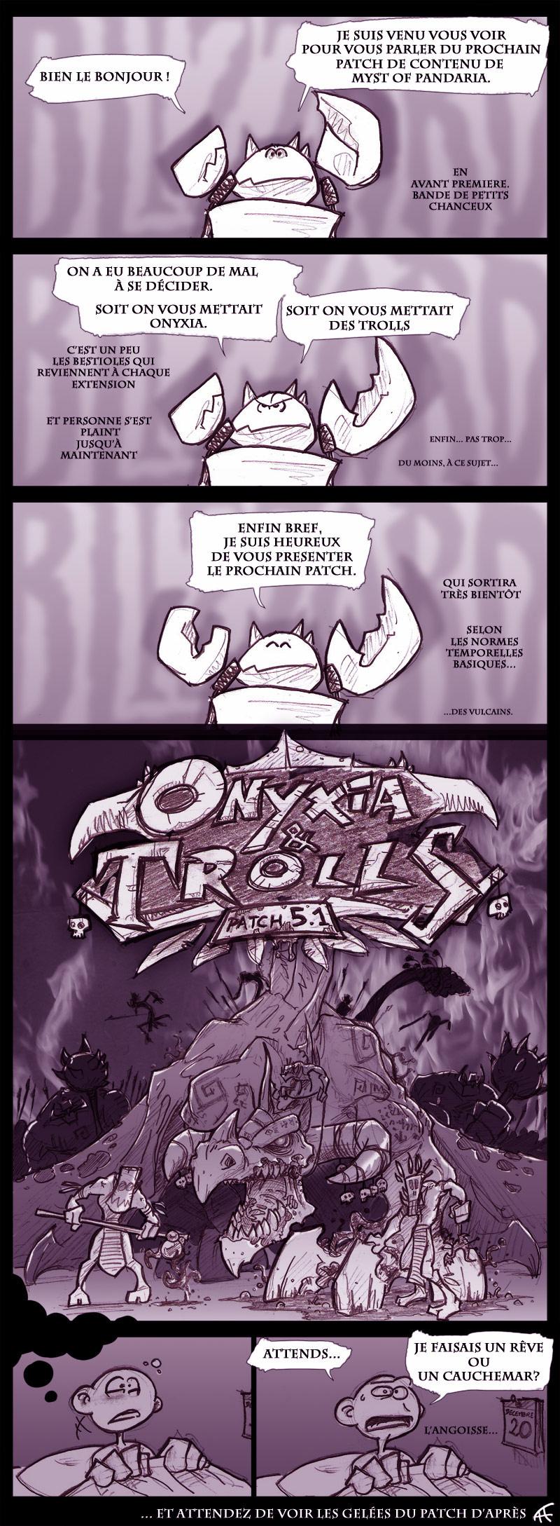 Bande dessinée réalisée par FranHoiss