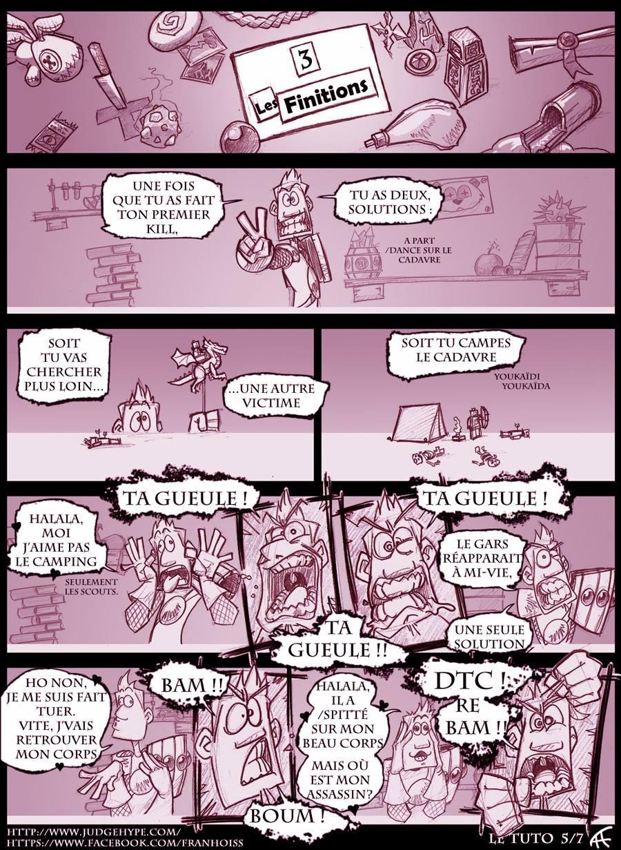 Parodie des tutos de Camille par FranHoiss