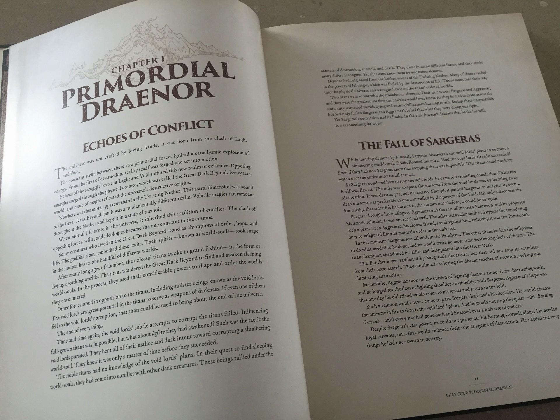 World Of Warcraft Chronicle Volume 1 Ebook