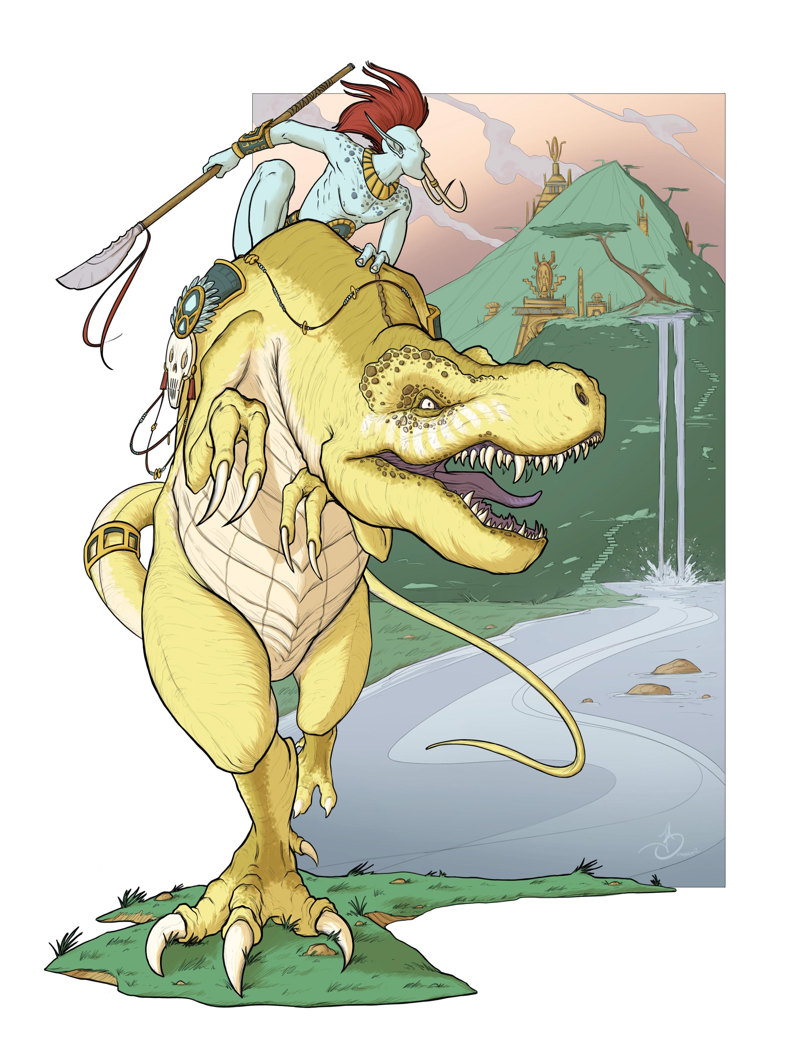 Illustration réalisée par Justin Schmandt.