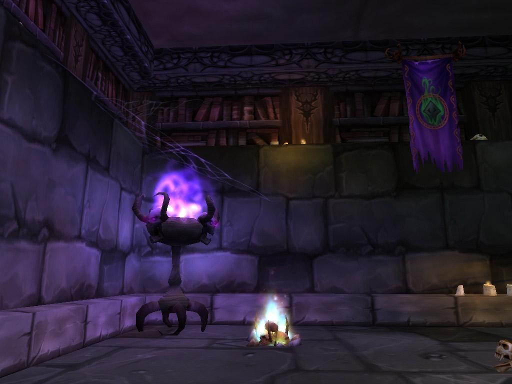 Screenshot de World of Warcraft Vanilla.