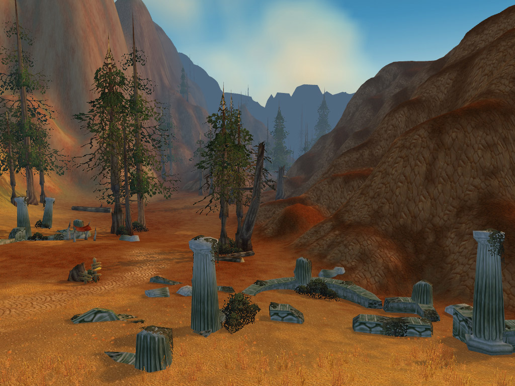 Screenshot de World of Warcraft Vanilla.